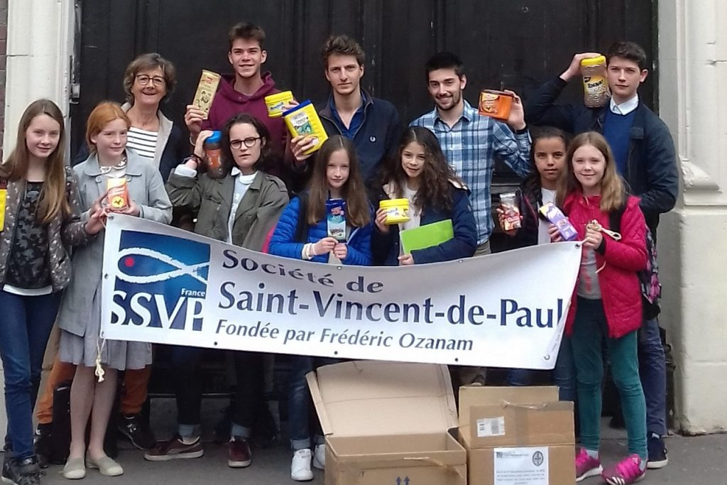 St Vincent Paul 18mai17