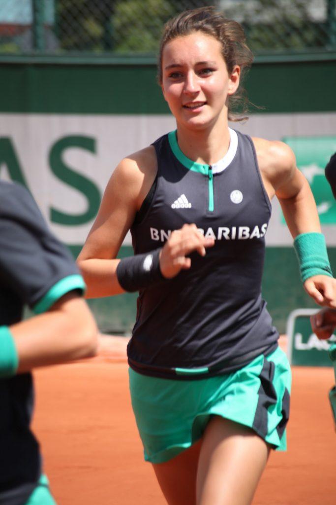 Manon Duval Roland Garros 17