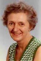Yvette Gambier 21 septembre 1974