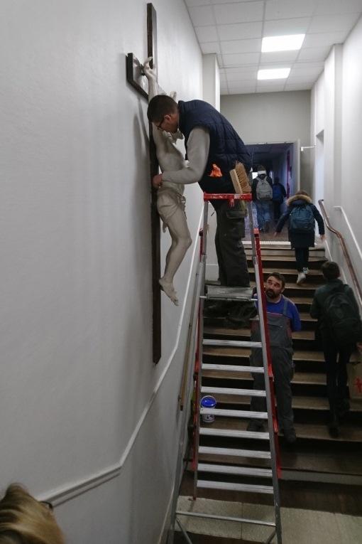 Escalier christ 01