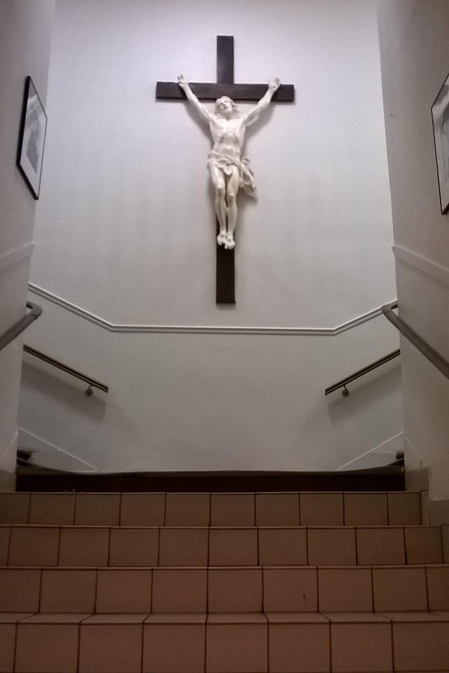 Escalier christ 02