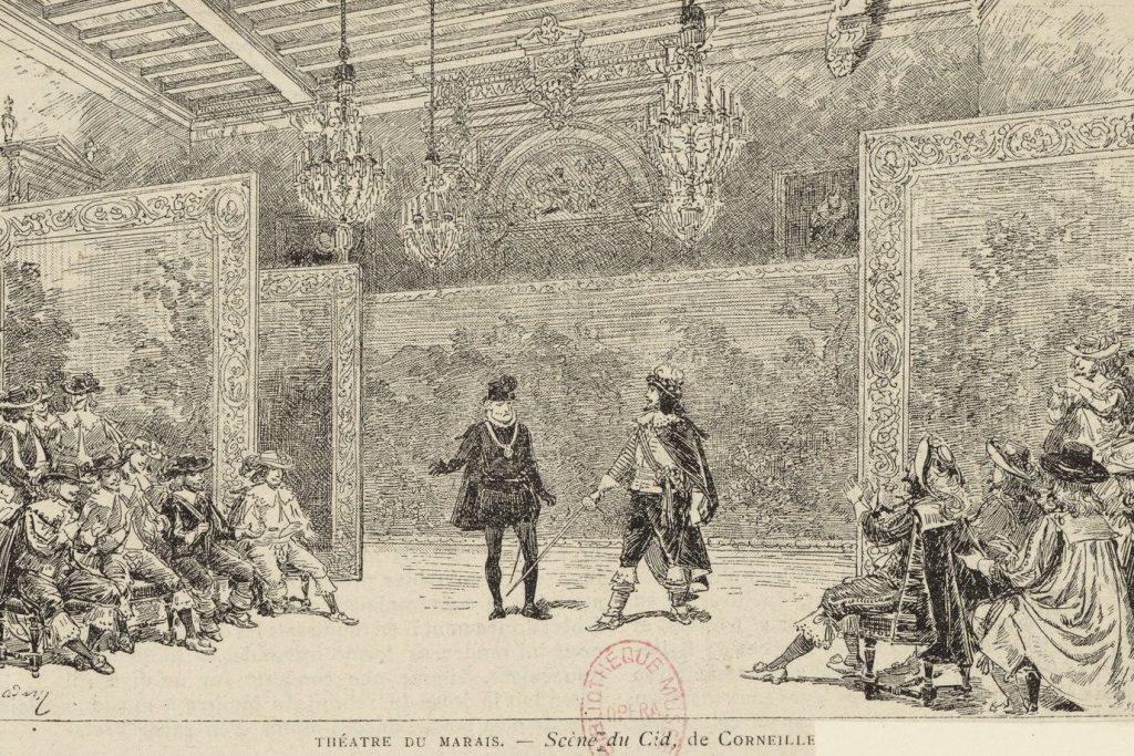 Théâtre LSE dec17 02 Troupe marais