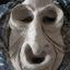 Des masques-gargouilles…